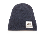 Retro Mountain Patch Beanie | SALE | LIMITED QUANTITY!