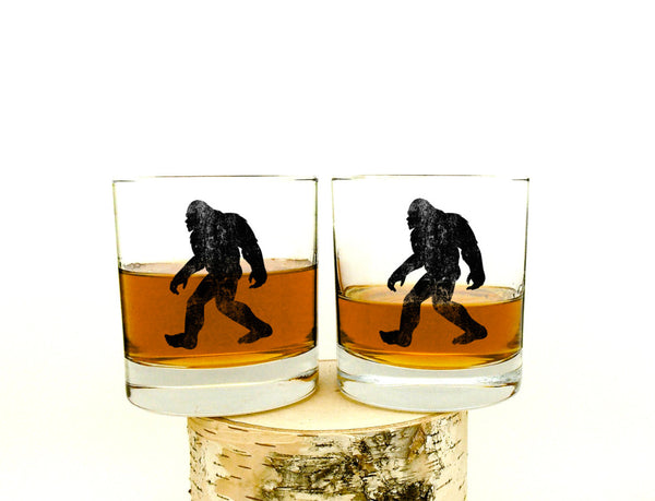 Bigfoot Glasses- Crawlspace Studios