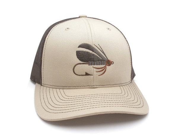 Classic Fly Fishing Trucker