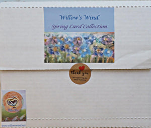 Spring and Easter Card Collection (Boxed Set of 10)