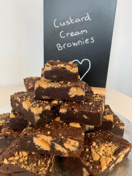 Staceys Little Bakery Delicious Home Made Brownies Available To Mail Order And Delivered To Your Door In COnvenient Letter Box Sized Boxes