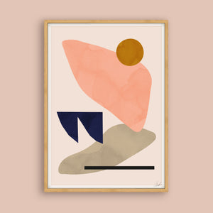 Lift Off No. 5 - Limited Edition Art Print - janskacelik
