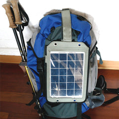 5 W solar charger for mobile phones and ipod
