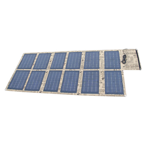 120 W Solar Charger for laptops