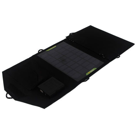 10 W solar charger for tablets and mobile phones
