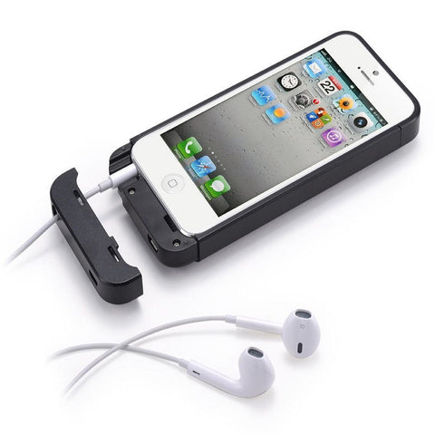 iPhone5 cover with powerbank