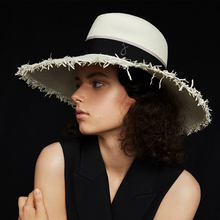 Load image into Gallery viewer, Discover new collection of panama hats handmade in Ecuador and designed between Warsaw and Lisbon