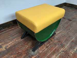 STEEL DRUM STOOL (NEW) - Browsers Emporium
