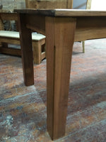 Handmade 6 ft dining table - Browsers Emporium
