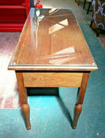 4 FT CONSOLE TABLE / HALLWAY / DISPLAY / (NEW) - Browsers Emporium