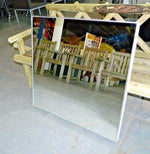large square wall mirror 80 cm x 80 cm (NEW) - Browsers Emporium