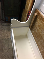 WHITE MONKS BENCH (NEW) - Browsers Emporium