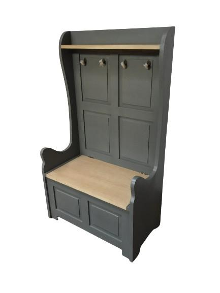 MONKS BENCH IN GREY (NEW)