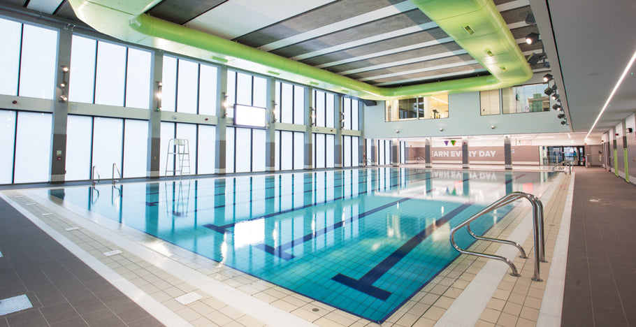 Down Leisure Centre Opens