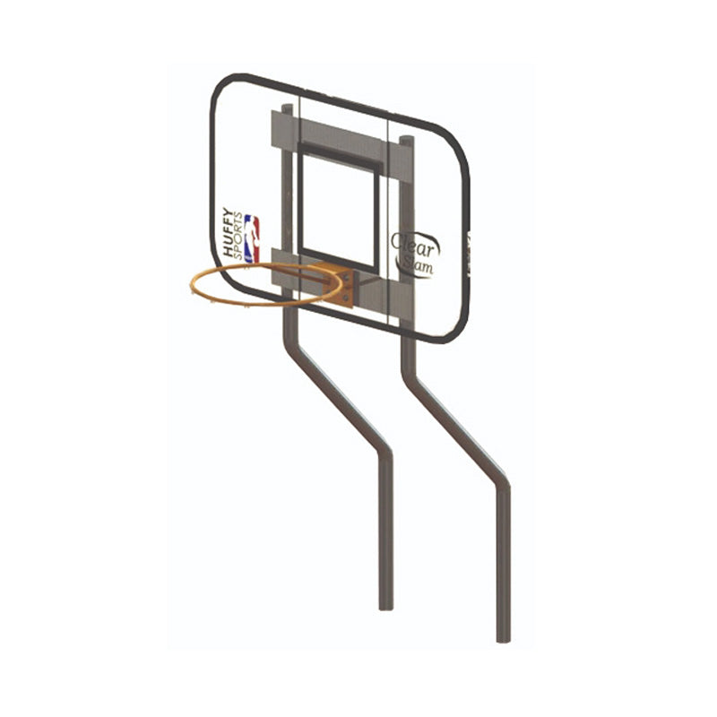 Basketball Hoop-Dual Post - apgleisure
