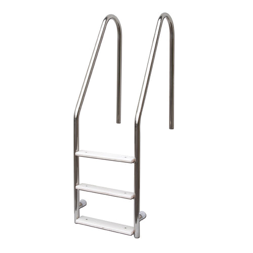 Raised End - Access Ladder - apgleisure