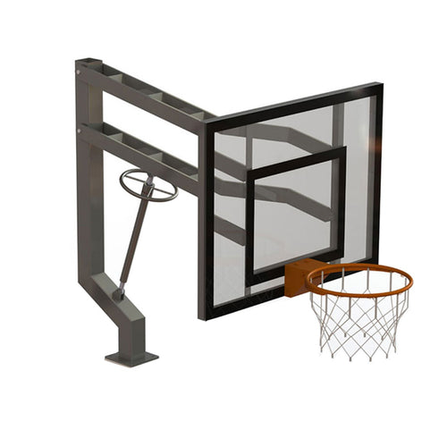 Adjustable Basketball Hoop - apgleisure