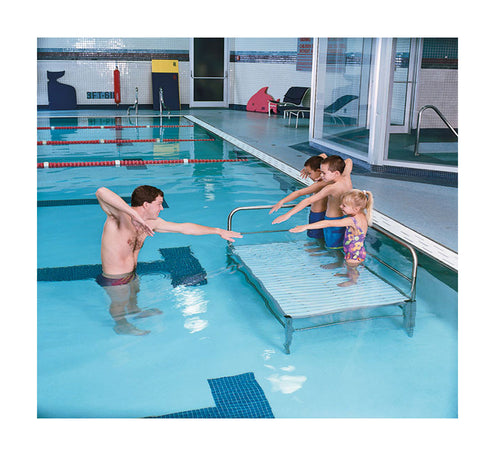 Pool Platform For Teaching Apg Leisure Apgleisure