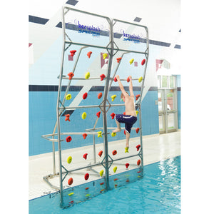 Solid Colour Kersplash Climbing Wall - apgleisure