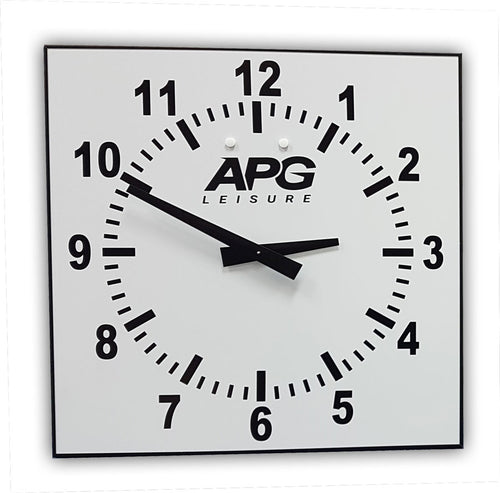 APG Time of Day Clock - apgleisure