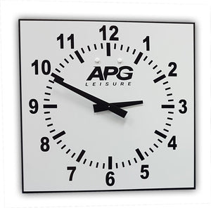 APG Time of Day Clock