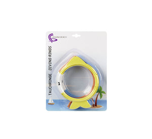 Diving Ring Fish Set