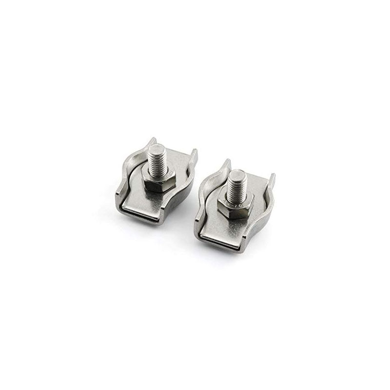 Simplex - Clamp, Stainless Steel - apgleisure