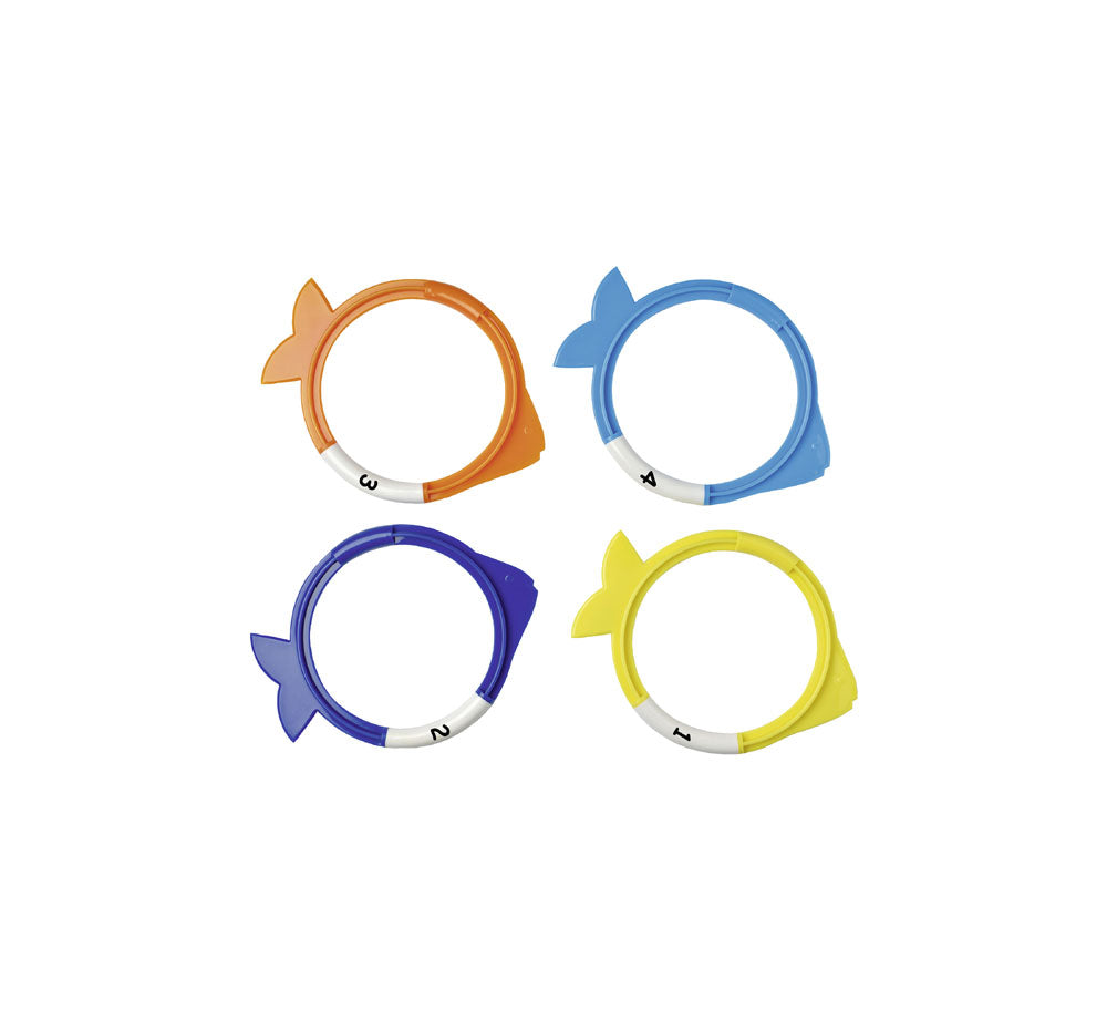 Diving Ring Fish Set - apgleisure