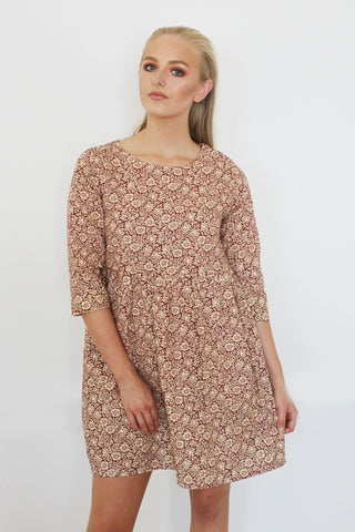 William Morris Mallow Dress