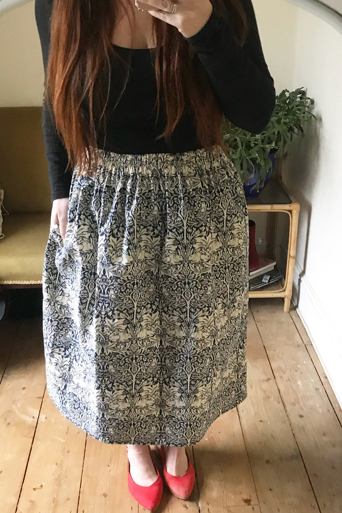William Morris Midi Skirt - All sizes & Styles