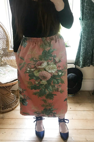 Vintage Sanderson Midi Skirt - All sizes