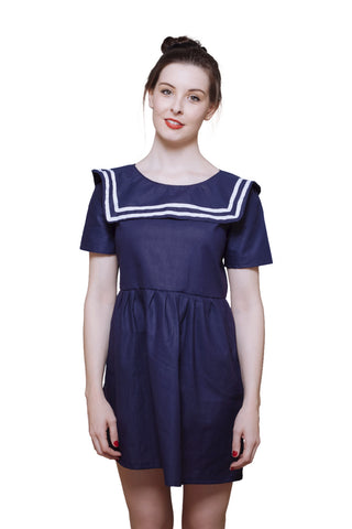 Midnight Sailor Dress