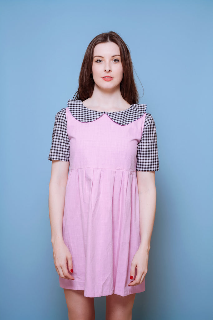 Suzy Pinafore Dress