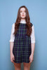 Tartan Pinafore Smock - Dress 3 Colours