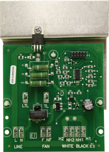 PC Control Board - Rear (US009S)
