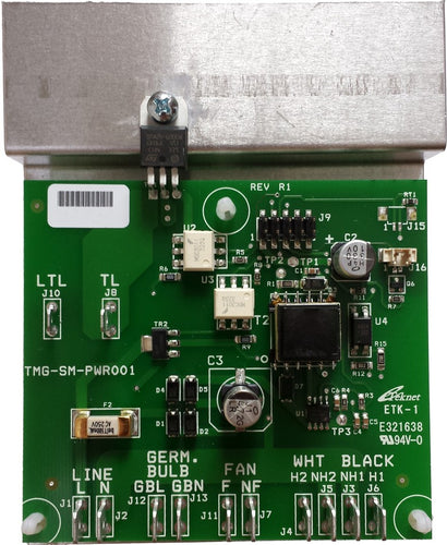 PC Control Board - Rear (US060)