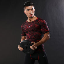 Load image into Gallery viewer, Men's NANSHA Brand Compression Shirts