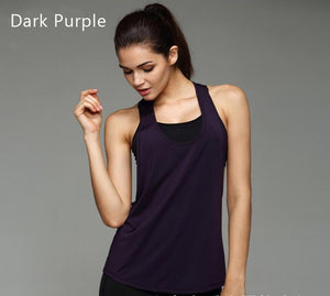 Women's Loose Fitting Fitness Tank