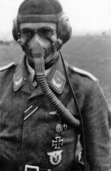 Luftwaffe Pilot Uniform and air-crew equipment | Luftwaffe