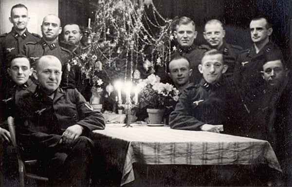Luftwaffe Christmas Dinner