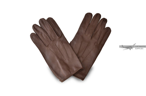 Private Purchase Brown Gloves