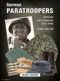 front cover artwork of German Paratroopers Vol 1