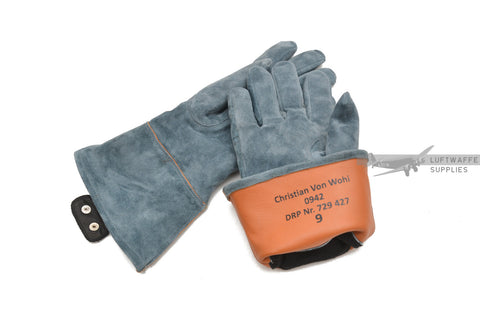 Luftwaffe Heated Flying Gloves