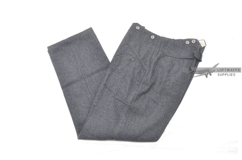 Luftwaffe Straight Leg Trousers