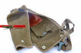 Field Grey Paratrooper Gas Mask Bag
