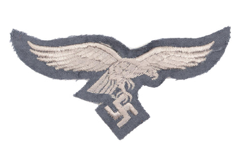 Luftwaffe Blue HBT Breast Eagle
