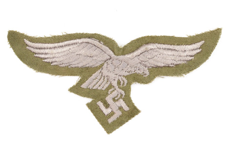 Luftwaffe Green HBT Breast Eagle