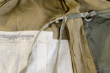 inside details of the Fallschirmjager smock