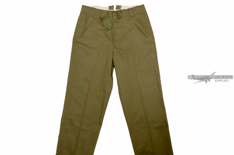 German Army Tropical Trousers (DAK)