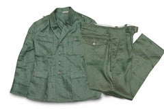 Luftwaffe HBT uniform tunic and trousers
